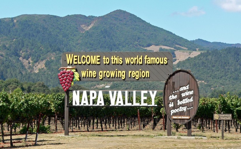 Episode 27 – Hey, Let's Go To Napa!